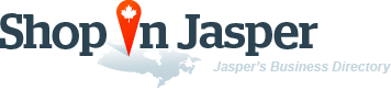 ShopInJasper. Business directory of Jasper - logo